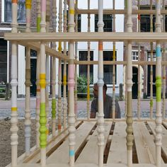 Occupied space - Frode Bolhuis