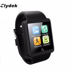 69.22$  Watch here - http://alie9g.worldwells.pw/go.php?t=32741343027 - Bluetooth Smart Watch U10L Sports Wristwatch Smartwatch For Samsung HTC Sony IOS Android Smartphone Sync Call SMS Sleep Monitor 69.22$