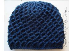 Bigú Handmade: Diamond Ridges Hat ( Traducción autorizada - Authorized Traslation-)...