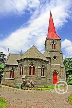 St. Luke's Church - Abbottabad.
