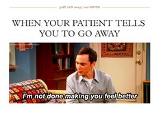 We're just trying to help you #nursingproblems