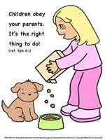 Preschool Bible Lessons and Crafts kids-bible-lessons-crafts