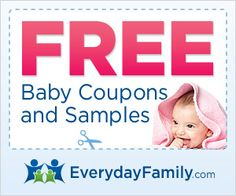 FREE+Baby+Coupons++Samples