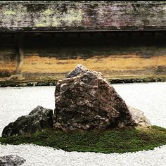 #buddhism #temple #kyoto #japan #zen #rockgarden #ryoanji #ryoanjitemple