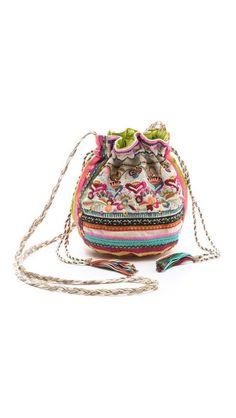 Star Mela Kalaya Boho Small Pouch Handbag, $72 | Bohemian Fashion