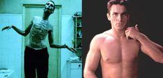 Eles transformaram seus corpos para filmes - CHRISTIAN BALE - The Dark Knight (Batman: O Cavaleiro das Trevas)