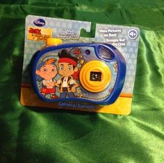 Disney Jake and the Neverland Pirates Toy Camera by blip toys, http://www.amazon.com/dp/B00C5480EC/ref=cm_sw_r_pi_dp_EHTbsb1CEYBKG