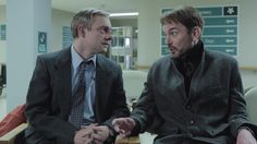 Just started the second season of Fargo, pleased to say that so far it's just as brilliant as the first!