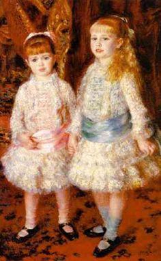Renoir - l'isse en Arzie : (Visit us for a wide choice of Renoir's art-prints at affordable prices: www.metropolasia.com/renoir-prints)
