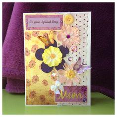 Mum birthday card by Bethany Looijenga