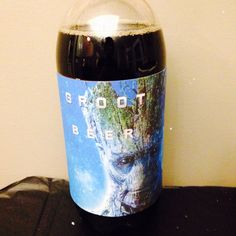 Guardians of the Galaxy- I am Groot...Groot Beer