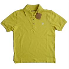 Timberland Junior Boys MUSTARD YELLOW Cotton Mesh Polo T Shirt Top 12yrs £30 Listing in the T-Shirts,Age 5-10,Boys Clothing,Clothes, Shoes, Accessories Category on eBid United Kingdom