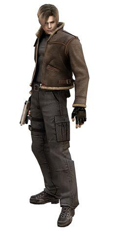 Leon Kennedy, Resident Evil 4