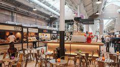 foodhallen market // amsterdam