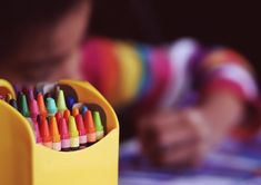 Free Image on Pixabay - Crayons, Coloring, Child, Color