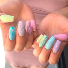 Here are the best Easter Acrylic Nails for Browse through these Easter nail designs and make your stylish Easter nails spread charm & elegance. Best Acrylic Nails, Cute Acrylic Nails, Acrylic Nail Designs, Nail Art Designs, Nails Design, Acrylic Art, Easter Nail Designs, Acrylic Spring Nails, Pastel Designs