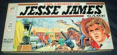 The Legend of Jesse James Game