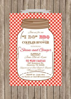 Couples or Coed Bridal Shower Printable by PartyBeautiful on Etsy, $17.00