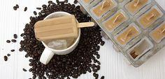 Iced Coffee Popsicle - Frozen Cappuccino Recipe Frappuccino