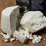 With a deceptively simple appearance, Casa Madaio's buffalo milk ricotta salata will thrill your palate with nuanced flavors. Order today from igourmet.com! Types Of Cheese, Milk And Cheese, Raw Milk, Artisan Cheese, Ricotta, Gourmet Recipes, Italian Recipes, Feta, Herbalism