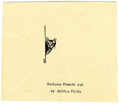 Sylvia Plath drawing  Suicide is a permanent end to a temporary problem.  I wish she had hung on longer.
