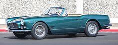 1960 Maserati 3500 GT (Mathieu Heurault)