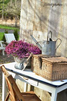 Decorar con brezo, la flor del otoño | Decorar tu casa es facilisimo.com