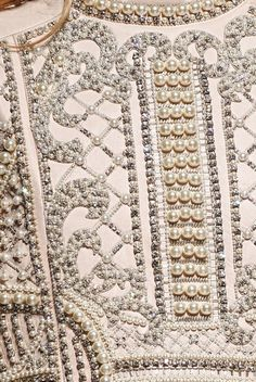 beautiful beading balmain S/S13