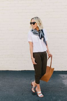 4 chic travel outfits you'll never want to take off