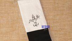 Sportsman Hand Towel by KeepsakesByHeather on Etsy