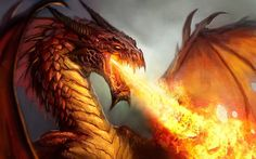 1920x1200 px high resolution wallpapers widescreen dragon  by Colvin Black for : pocketfullofgrace.com