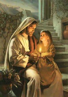 Jesus a luz do Mundo   Imagens Bíblicas