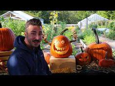 Food Network Recipes, Pumpkin Carving, Snow, York, Garden, Youtube, Ice, Kaffee, Garten