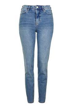 MOTO Blue Orson Slim Jeans