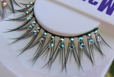 Mermaid Tears  Ultra Sparkly Exclusive False by mrssteptoe on Etsy, £7.82