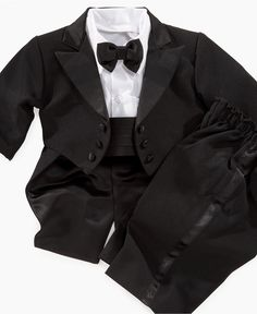 He will be so handsome in this Tux