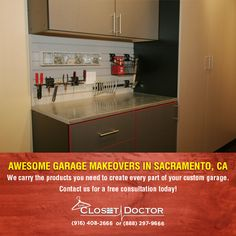 GARAGE MAKEOVERS IN SACRAMENTO, CA Check Out Why Should Go In For A Garage  Makeover