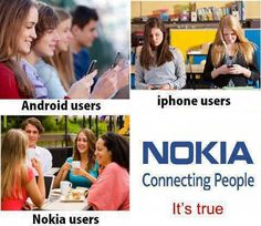 #Nokia , Connecting #people !  #paywise  #Recharge your #Cellphone at www.paywise.co.in