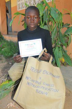 Batia Public Elementary School, Benin - A WED project finalist.