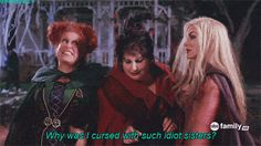 Your Nostalgia Isn't for Everyone: I Watched <i>Hocus Pocus</i> for the First Time and Didn't Love It