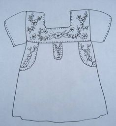 Grand Sewing Embroidery Designs At Home Ideas. Beauteous Finished Sewing Embroidery Designs At Home Ideas. Mexican Embroidery, Embroidery Hoop Art, Crewel Embroidery, Hand Embroidery Designs, Embroidery Patterns, Machine Embroidery, Sewing Patterns, Bordados E Cia, Mexican Blouse