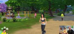 The Sims 4 New video with live gameplay footage