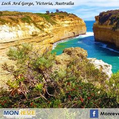 "Things that we love from Australia are not only the magical animals and the beautiful sceneries but also the stories behind every place we visited. Just like Loch Ard Gorge that we visited last year along our journey on the Great Ocean Road.  In 1 June 1878 the clipper ship ""Loch Ard"" ran aground on nearby Muttonbird Island. Of the 54 passengers and crew only two survived: Tom Pearce 15 years old a ship's apprentice and Eva Carmichael 17 years old an Irishwoman emigrating with her family…"