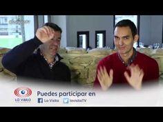 JUAN CARLOS RUBIO y ALFONSO LARA en LaVisita TV, para TeleBilbao, TeleVi...