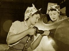 Rosie The Riveter History