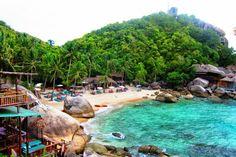 Jansom Bay / Sai Nuan Beach, Koh Tao Photo - Google Photos
