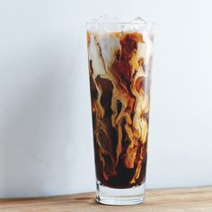 Dublin Iced Coffee - coffee, whiskey, beer and dessert all in one?!