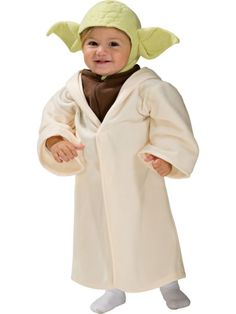 Yoda Costume | Wholesale Toddler Halloween Costumes for Toddler