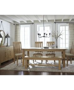 Abilene Dining Furniture Collection Only At Macys