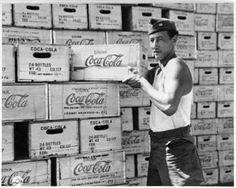 Coke for  GI's  during WW2